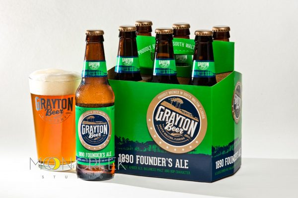 Grayton Beer Product Shoot