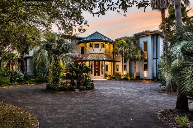 South Walton County Lakefront Home